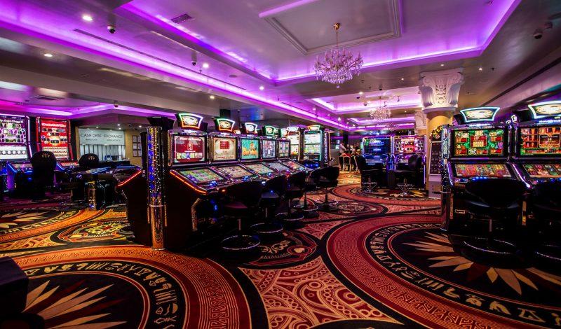Regimen olahraga diperlukan dengan taruhan kasino online